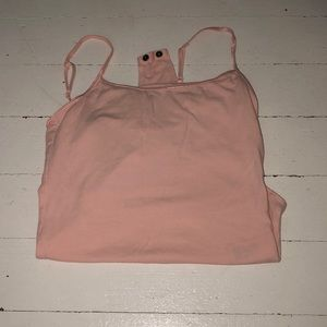 Forever21: Baby Pink Body Suit